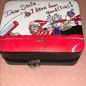 Travel Brighton Jewelry box with, original box